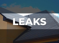 Roof Areas Prone to Leaks