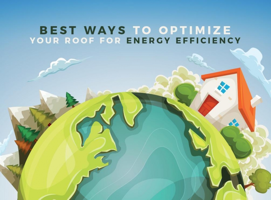 Optimize Your Roof for Energy Efficiency