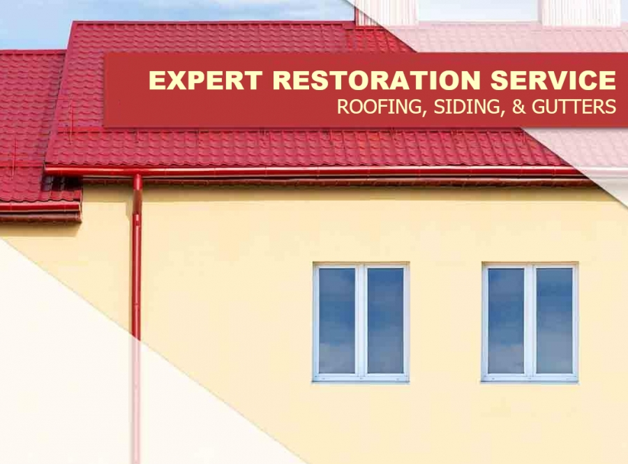 Expert Restoration Service: Your Local Windows, Gutters, Roofing, and Siding Expert