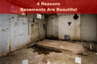 4 Reasons Basements Are Beautiful