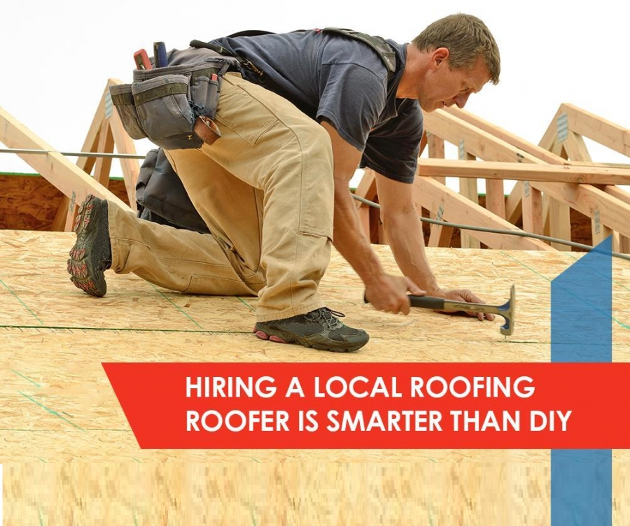 ERS Roofing: Your Local Contractor for Roofing, Siding, & Gutters
