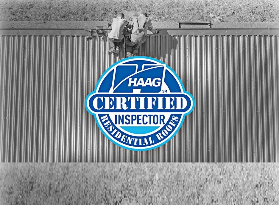 What You Get from an HAAG-Certified Roofing Inspector