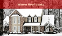 Winter Roof Leaks