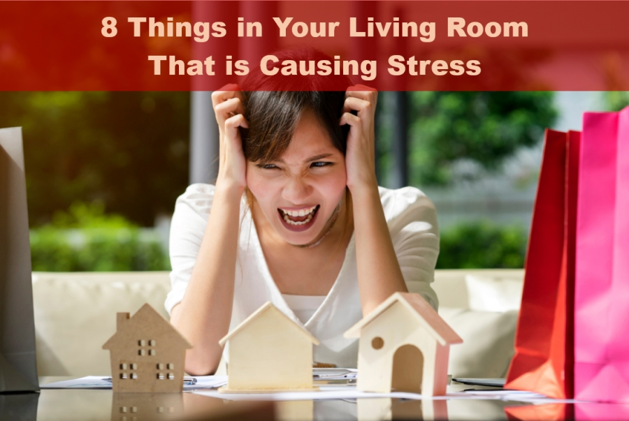 8 Things in Your Living Room Causing Stress
