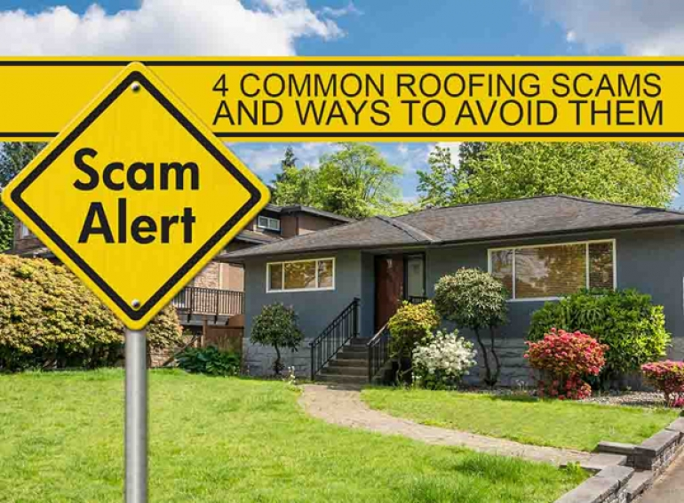 Common Roofer Scams & How to Avoid Them
