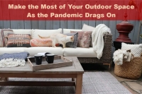 How to make the most of your outdoor space as the pandemic drags on into fall and winter