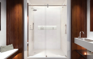 Alcove Showers
