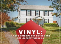 Vinyl: A Very Good Material for Siding and Replacement Windows