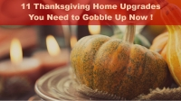 11 Thanksgiving Home Upgrades You'll Want to Gobble Up